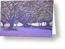 Love In Lal Bagh 4 Greeting Card