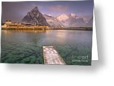 Love Lofoten Greeting Card