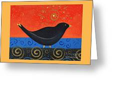 Love Of Birds Greeting Card