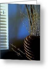 Love Shines Through Greeting Card