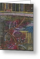 Love To Dream Greeting Card