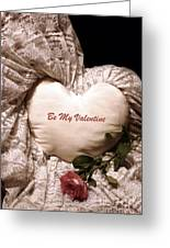 Love Victorian Style 2 Greeting Card