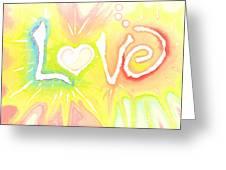 Lovelight Greeting Card