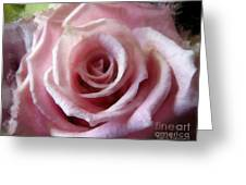Lovely In Pink Greeting Card
