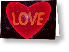 Loving Heart Greeting Card