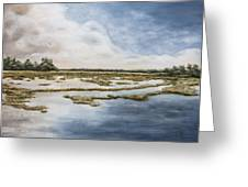 Low Country II Greeting Card