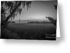 Lowcountry Ghost Greeting Card