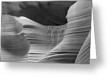 Lower Antelope Canyon 2 7934 Greeting Card
