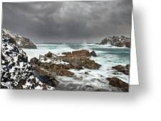 Lower Little Harbour Greeting Card