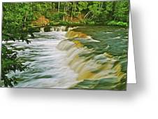Lower Tahquamenon 6200 Greeting Card