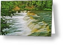 Lower Tahquamenon 6200 Greeting Card