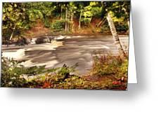 Lower Tahquamenon Falls 1 Greeting Card