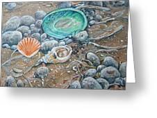 Lowtide Treasures Greeting Card