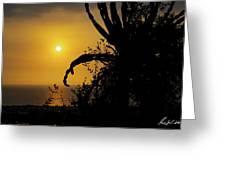 Luanda Greeting Card