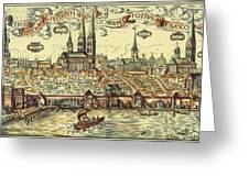 Lubeck, Germany Greeting Card