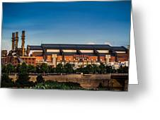 Lucas Oil Stadium Greeting Card