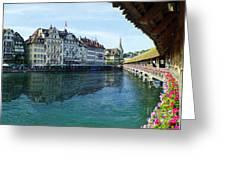 Lucerne 3 Greeting Card