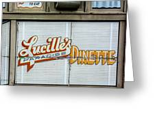 Lucille's Greeting Card