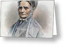 Lucretia Coffin Mott Greeting Card by Granger