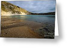 Lulworth Cove Greeting Card