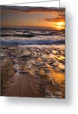 Lumaha'i Dawn Greeting Card