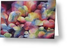 Luminosity Greeting Card