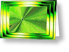 Luminous Energy 14 Greeting Card