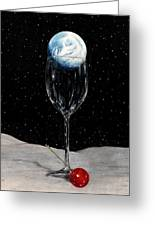 Lunar Cocktail Greeting Card