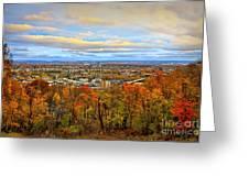 Lv Autumn Greeting Card
