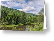 Lyman Run State Park Greeting Card