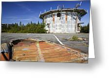 Lyndonville Air Force Station - Vermont Greeting Card