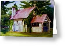 Lyons Falls Church Greeting Card