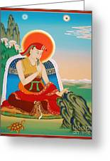 Ma Rinchen Chok Greeting Card