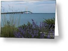Mackinac Bridge 3 Greeting Card