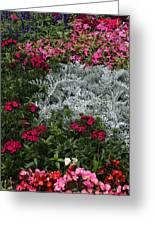 Mackinac Bridge Overlook Garden 2 Greeting Card