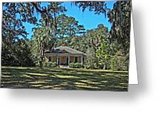 Maclay Gardens Ranger Quarters Greeting Card