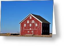 Macomb Barn Greeting Card