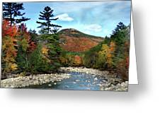 Mad River By Welch And Dickey  Greeting Card