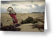Made In China Saint Pancras Greeting Card