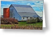 Madison County Barn Love Greeting Card