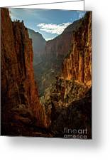 Magestic View Greeting Card