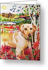 Maggie Greeting Card