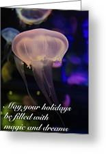 Magic And Dreams Greeting Card