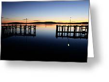 Magic At Bodega Bay California Greeting Card