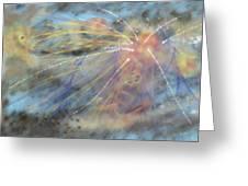 Magic In The Skies Greeting Card
