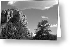 Magic Mountaintop Greeting Card