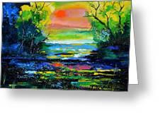 Magic Pond 765170 Greeting Card