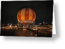 Magical Balloon Ride Greeting Card
