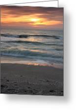 Magical Captiva Beach Sunset Greeting Card