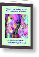Magical Day Greeting Card